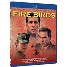 Fire Birds [Blu-ray]