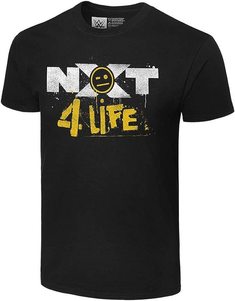 WWE Johnny Gargano NXT 4 Life Authentic T-Shirt