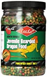 Rep-Cal SRP00813 Juvenile Bearded Dragon Pet Food, 12-Ounce