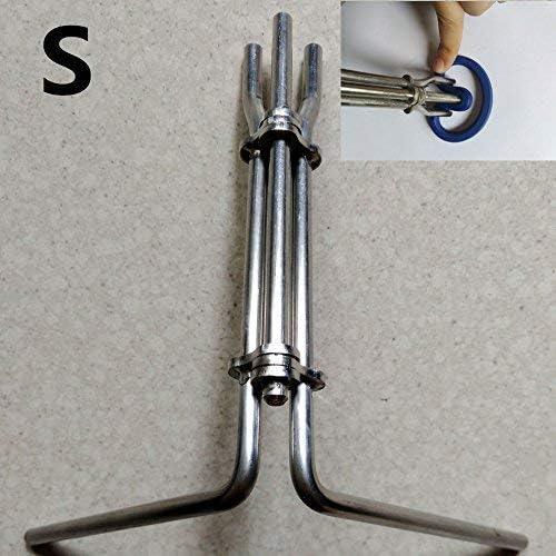 SHENKENUO 3pcs//Set Hydraulic Cylinder Piston Rod Seal Up U-Cup Installation Tool