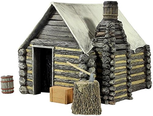 W. Britain 51039 American Civil War Winter Hut No.1 ()