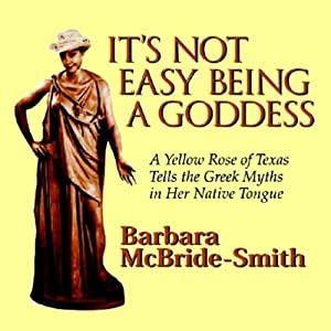 It's Not Easy Being a Goddess Audiobook