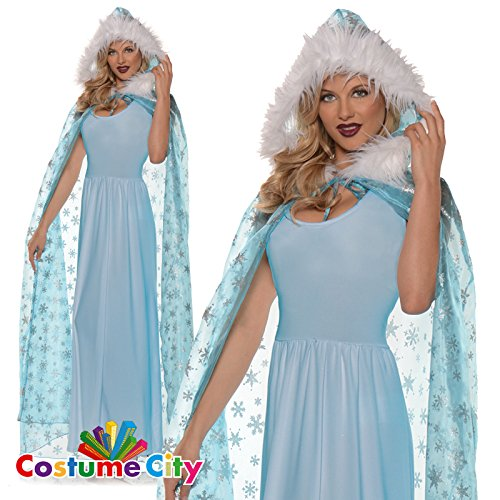 (Underwraps Women's Snow Queen)