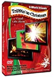 Warming TV Fireplace & Christmas Fun (Trippin' On Christmas ) by VJWorld Visuals