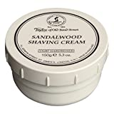 Sandalwood Shave Cream & Aftershave Splash Set (Clear, Sandalwood)