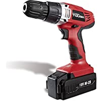 Hyper Tough 18V Ni-Cd Cordless Drill Basic Facts