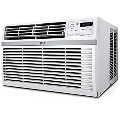 LG 24,500 BTU 230V Window-Mounted AIR Conditioner with Remote Control
