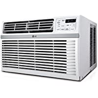 LG LW2516ER 24,500 BTU 230V Window-Mounted AIR Conditioner with Remote Control