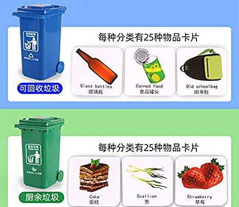 4 PCS Portable Rubbish Bin Plastic Garbages Bag Womens Cute Environmental Protection Messenger Bag Sorting Bag Trash Can Bag for Travel or Outdoor DBHAWK Including Including