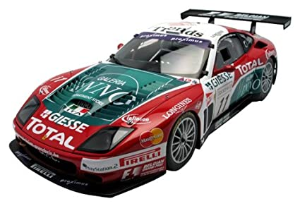 Amazon Ferrari 575 Gtc Team Gpc Spa Francorchamps 2004 11 1