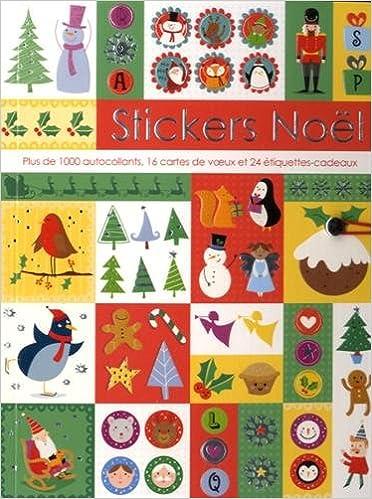 Lire Stickers Noël epub, pdf