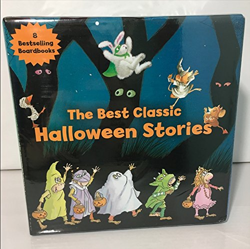 The Best Classic Halloween Stories 8 Bestselling Boardbooks -