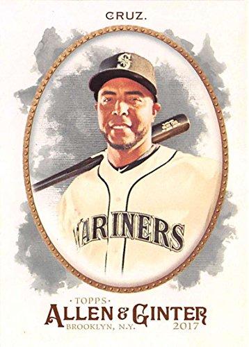 2017 Allen and Ginter #298 Nelson Cruz Seattle Mariners Baseball Card
