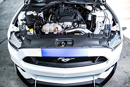 Amazon.com: CXRacing Intercooler Piping BOV Kit For 15-17 Ford Mustang EcoBoost 2.3T Turbo: Automotive