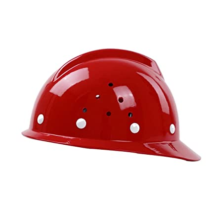 Casco de Seguridad por - Casco Ajustable con ventilaciones Keep Cool, Equipo de