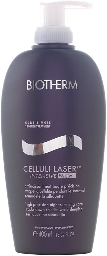 biotherm celluli laser intensive night