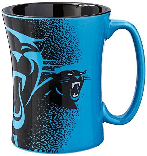 NFL Carolina Panthers Mocha Mug, 14-ounce, ()