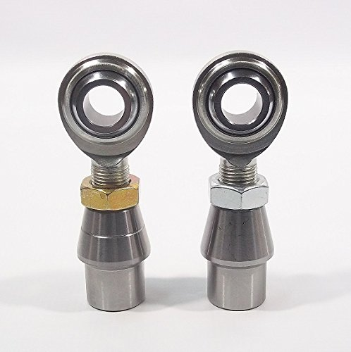 End Heim Joint Link Ball - QSC 5/8 X 5/8-18 Economy Panhard Bar Kit with Bung .120, Rod End, Heim Joint