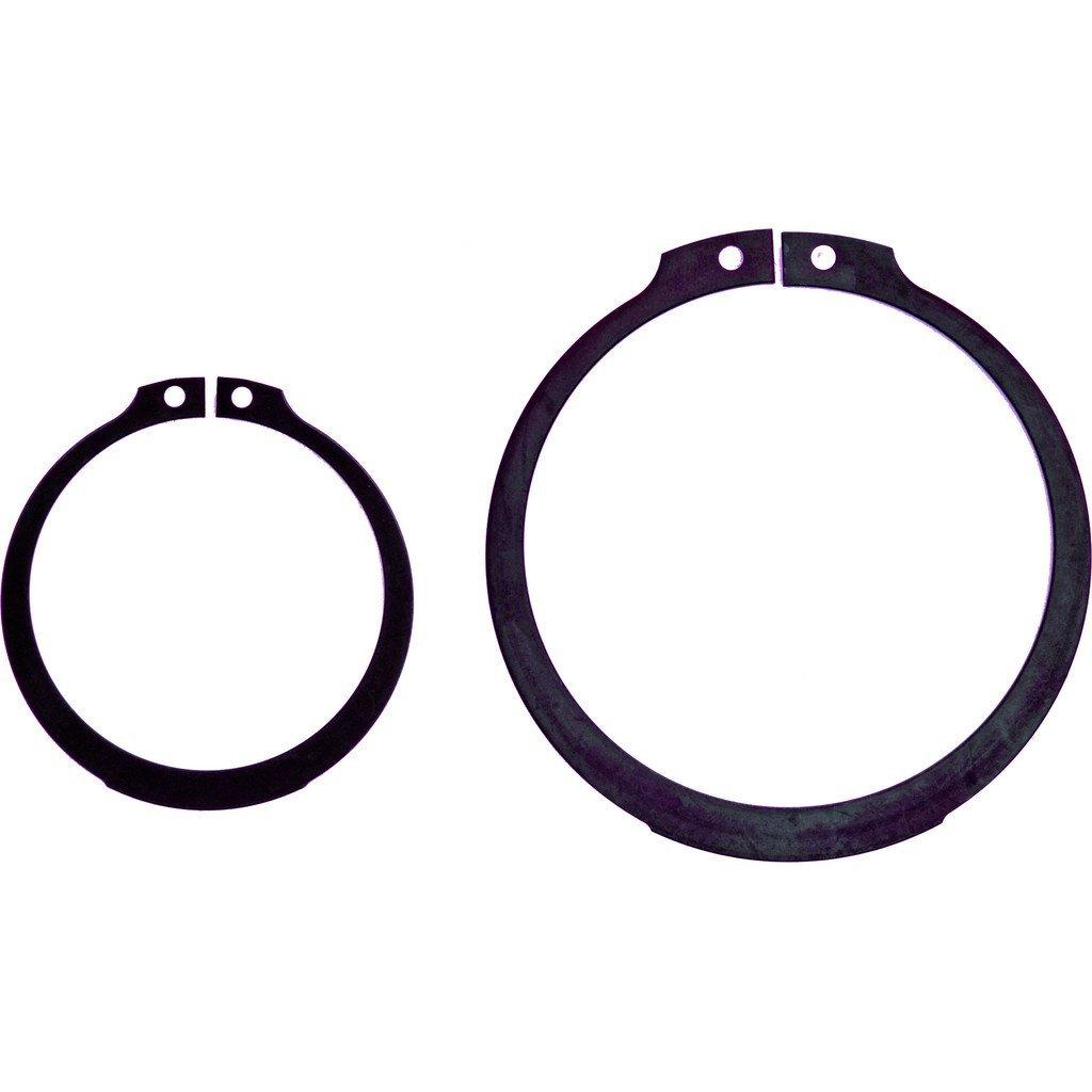 Seeger-Ring original Sicherungsringe, DIN 471 Typ A 24X1,20 Federstahl Fst. phosph. geö lt, 10 Stü ck