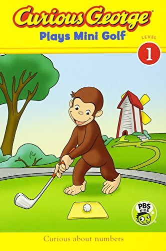 Curious George Ball - Curious George Plays Mini Golf (CGTV Reader)