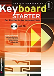 Keyboard-Starter I. Inkl. CD