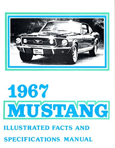 1967 Mustang Facts - 3