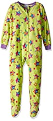 Komar Kids Girls' Big Plush Velour Fleec...
