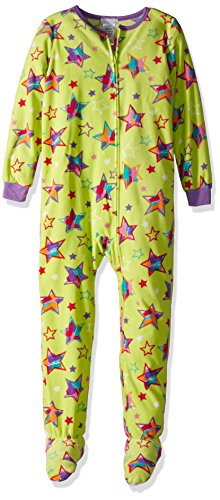 Amazon.com  Komar Kids Girls  Big Plush Velour Fleece Footed Blanket  Sleeper Pajama 08ca102aa