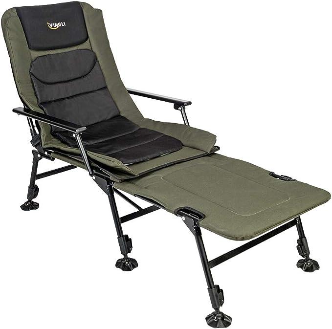 Vingli High Seat Reclining Beach Chairs