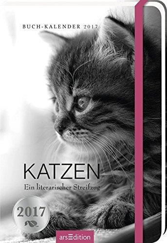 Katzen 2017: Buchkalender
