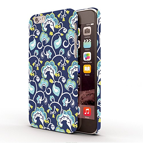 Koveru Back Cover Case for Apple iPhone 6 - Pattern in Blue