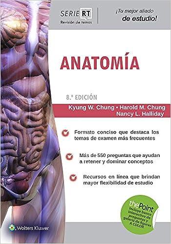 Revisión de temas. Anatomía (Board Review Series): Amazon.es: Kyung ...