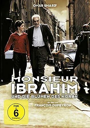 Cover Monsieur Ibrahim und die Blumen des Koran - Anders cool! Burschenkino