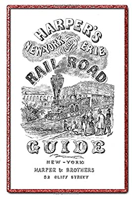 Harper's New York and Erie Railroad Guide