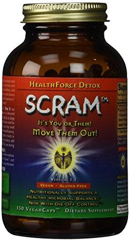 HealthForce Nutritionals Scram Vegan Caps product image