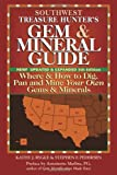 Southwest Treasure Hunter's Gem and Mineral Guide, 5th Edition, Kathy J. Rygle and Stephen Pedersen, 0943763754
