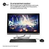 HP Premium All in One Desktop 23.8 Inch Full HD (1920x1080), 6th gen Intel Core i3-6100T 3.2Ghz processor, 8GB Ram, 1TB HDD,DVD Burner, WiFi/HDMI/Webcam, Win 10 (Renewed)