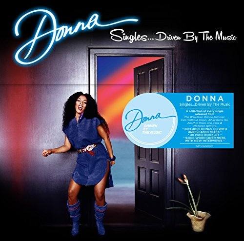 Donna Summer - Singles... Driven By The Music By Donna Summer - Zortam Music