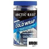 Arctic Ease Reusable Cold Wrap Black