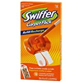 Amazon Com Swiffer Carpet Refills Cartridges 4 Pack