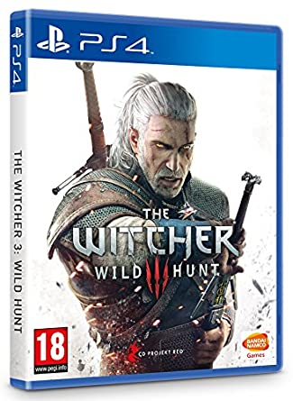Amazon com: The Witcher 3: Wild Hunt (PS4): PC: Video Games