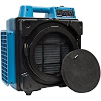 XPOWER X-2480A 1.4 HEPA Mini Air Scrubber