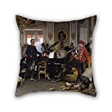 beeyoo The Oil Painting Anton Von Werner - Im Etappenquartier VOR...