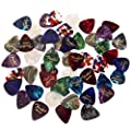 Fender Premium Picks Sampler - Thin, Medium & Heavy Gauges