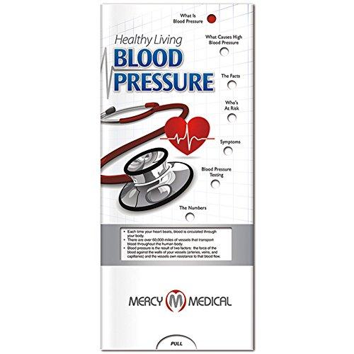 BIC Graphic Pocket Slider: Blood Pressure White 2500 Pack