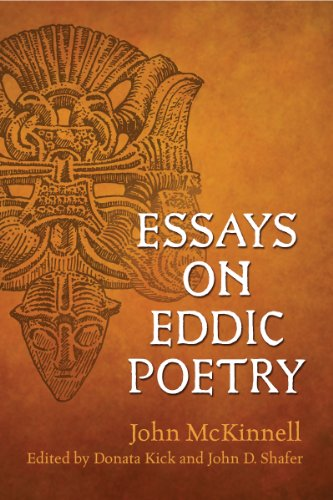 dating of eddic poetry