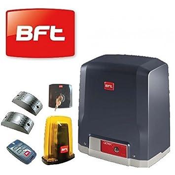 Deimos Ultra BT Kit A400 ITA 24 V para puertas correderas de hasta 400 kg - u-link y finecorsa magnético: Amazon.es: Bricolaje y herramientas