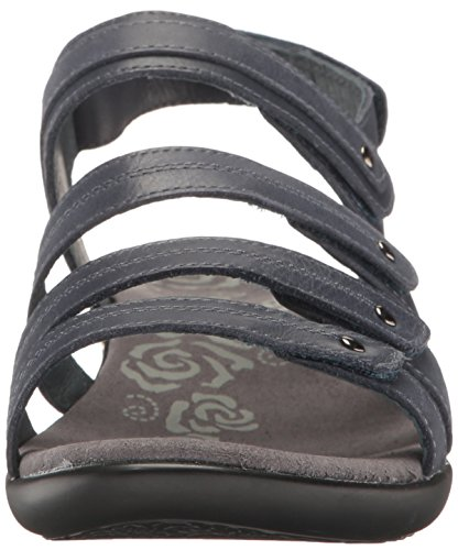 Aurora Women's Blue Wedge Sandal Propet fPOnF5