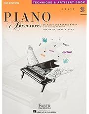 Level 2B - Technique & Artistry Book: Piano Adventures
