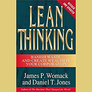 Lean Thinking Audiobook